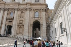 Roma Itália Ferris State Fotografia de Stock
