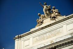 Roma, Italia Imágenes de archivo libres de regalías