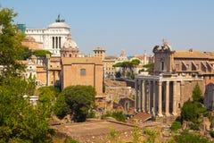 roma Italia Fotos de archivo libres de regalías