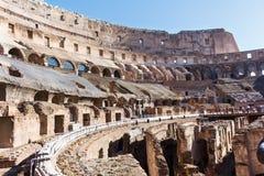 ROMA, ITALIA - 12 DE OCTUBRE DE 2016: Foto de ruinas Fotos de archivo