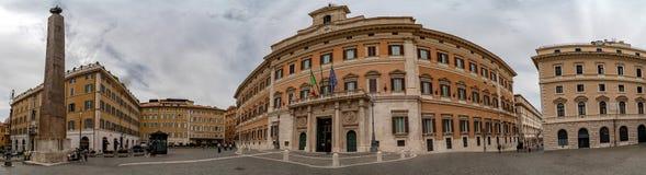 Montecitorio il parlamento italiano fotografia editoriale for Sito parlamento italiano