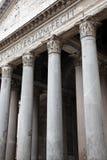 Roma, Italia. Panteon foto de archivo libre de regalías