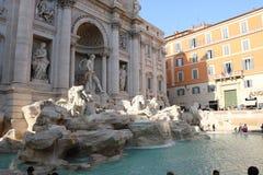 ROMA - Italia - sitio arqueológico romano fotografía de archivo