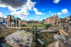 Roma, Roma Italy fotografía de archivo libre de regalías