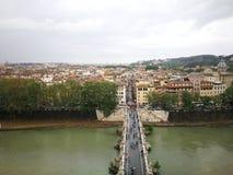 Roma Italy forntida härlig stad för lopp Royaltyfri Fotografi