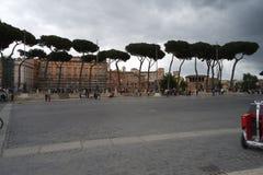 Roma Italy monument Royaltyfria Foton