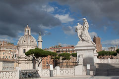 Roma-Italy Stock Photography