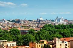 Roma - l'Italia Fotografie Stock