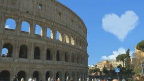 Roma Lazio, Italia almacen de metraje de vídeo