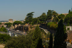 Roma moderna Immagine Stock Libera da Diritti