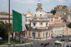 Roma-monumenti Fotografie Stock Libere da Diritti