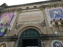 Roma - museo central del Risorgimento Fotografía de archivo