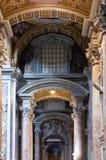 Roma. Museus do Vaticano Fotografia de Stock