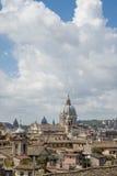 Roma, o quadrado de St Peter Imagem de Stock