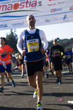 Roma-Ostia halv maraton 41 Royaltyfria Foton