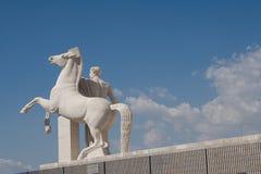 Roma - Palazzo della Civiltà Royalty Free Stock Photos