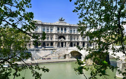 Roma, Palazzo Di Giustizia. Palace di Giustizia Roma. Italy royalty free stock photo
