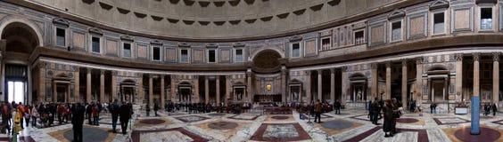 Roma, panteon Fotografie Stock Libere da Diritti