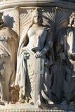 Roma - particolare dal limite di Vittorio Emanuel Immagini Stock Libere da Diritti