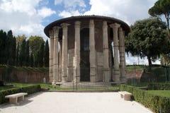 Roma-Piazza della bocca della verità Stock Image