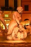 Roma, piazza Navona fotografia stock libera da diritti