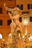 Roma, piazza Navona immagini stock libere da diritti