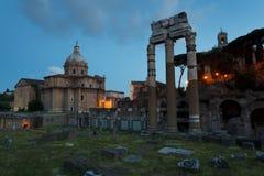 Roma poichè era di 2000 anni fa Fotografia Stock