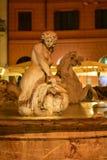 Roma, praça Navona imagens de stock royalty free