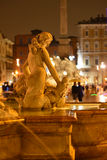 Roma, praça Navona imagens de stock