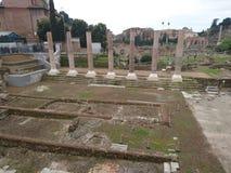 Roma que hace turismo Foto de archivo