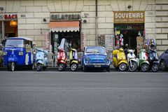 Roma que sightseeing Imagens de Stock