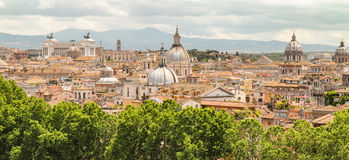 Free Roma Roofs Stock Image - 71830631