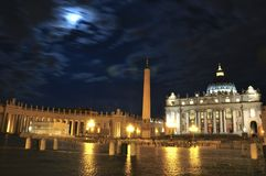 Roma, San Pietro photos stock
