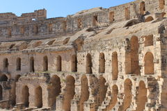 Romański amfiteatr Zdjęcie Stock