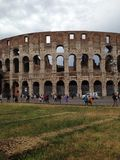 Romański collosseum Fotografia Royalty Free