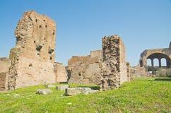 Romański Forum Obraz Stock