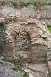 Romańskie ruiny Fotografia Stock