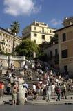 Roma, spain square Stock Photos