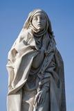 Roma - st Katharine da Siena immagini stock