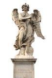 Roma - statua di angelo Fotografie Stock Libere da Diritti