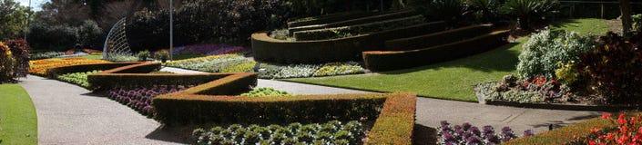 Roma Street Parklands Gardens Immagini Stock Libere da Diritti