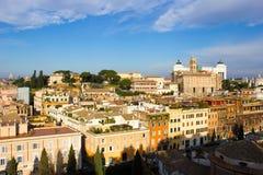 Roma tak arkivfoto