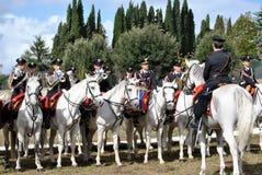 Roma - terceiro domingo do piquenique Foto de Stock