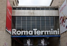 Roma Termini Stock Images