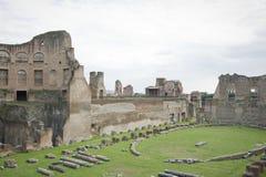 Roma, tribuna fotografia stock libera da diritti