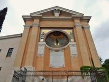 Roma, Triclinio leonino - Fotografia Stock