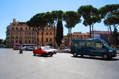 Roma turistic Fotografía de archivo libre de regalías