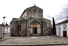 Romaanse kerk van de Tarieven van S. Pedro DE Royalty-vrije Stock Afbeeldingen