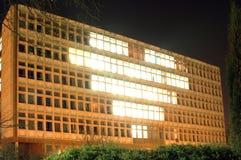 Romaanse universiteit Stock Afbeelding
