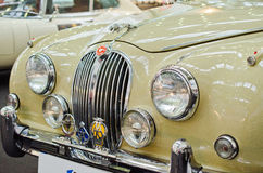 ROMAERO - Automotive SHOW 2013 Stock Image